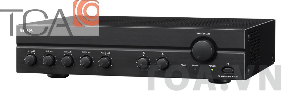 Tăng âm liền mixer TOA A-2240