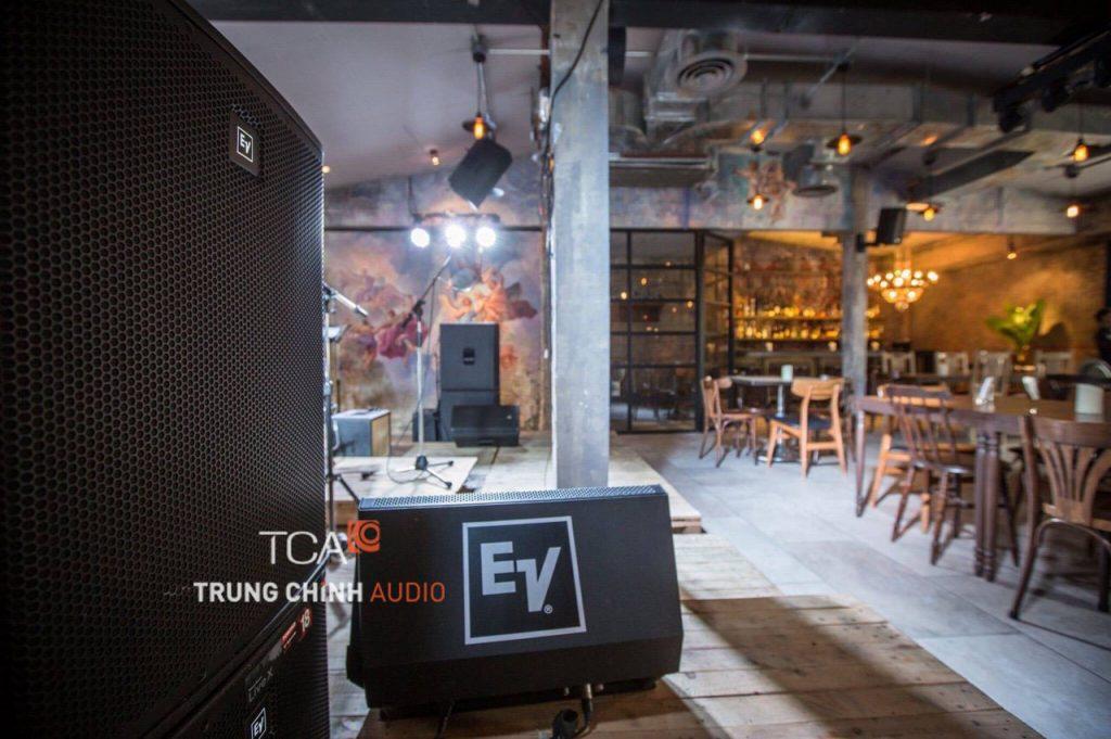 he-thong-cafe-nhac-su-dung-loa-electro-voice-ev
