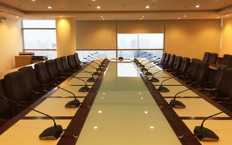 Hội thảo, hội nghị BOSCH CCS: Tổng công ty Đầu tư Phát triển Nhà và Đô thị (HUD)