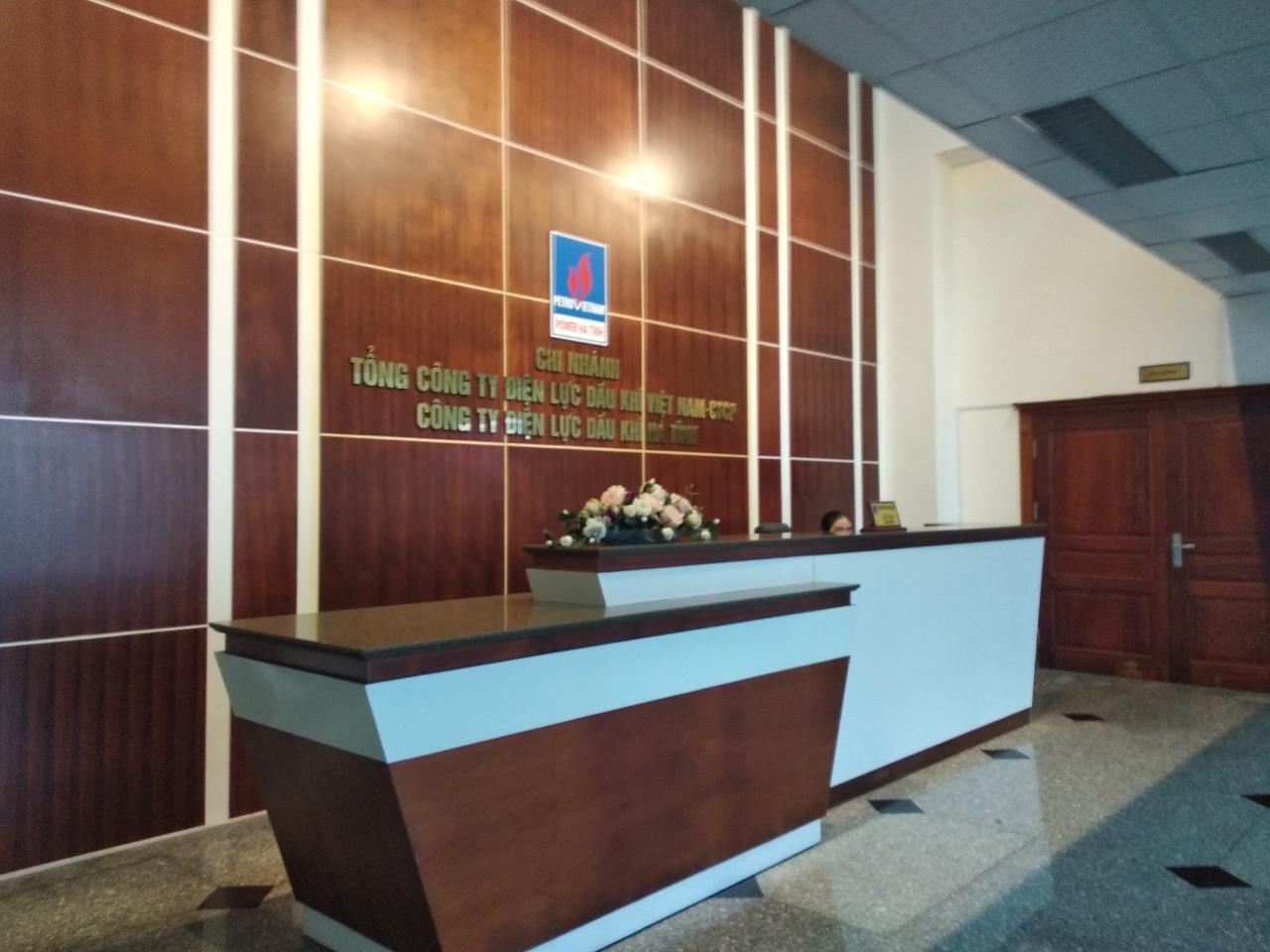 Hội thảo, hội nghị BOSCH CCS1000D tại dự án: Nhà máy nhiệt điện Vũng Án 1