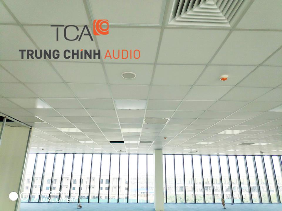 hệ thống phòng họp trực tuyến VTV