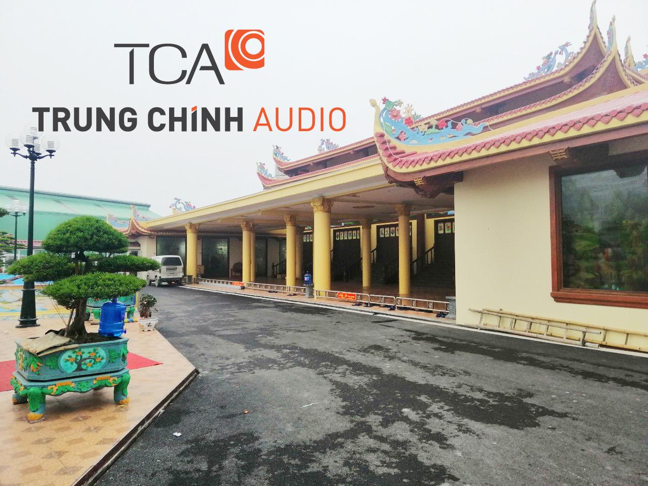 âm thanh thông báo tòa nhà: Đại Từ Đường Hoàng Tộc