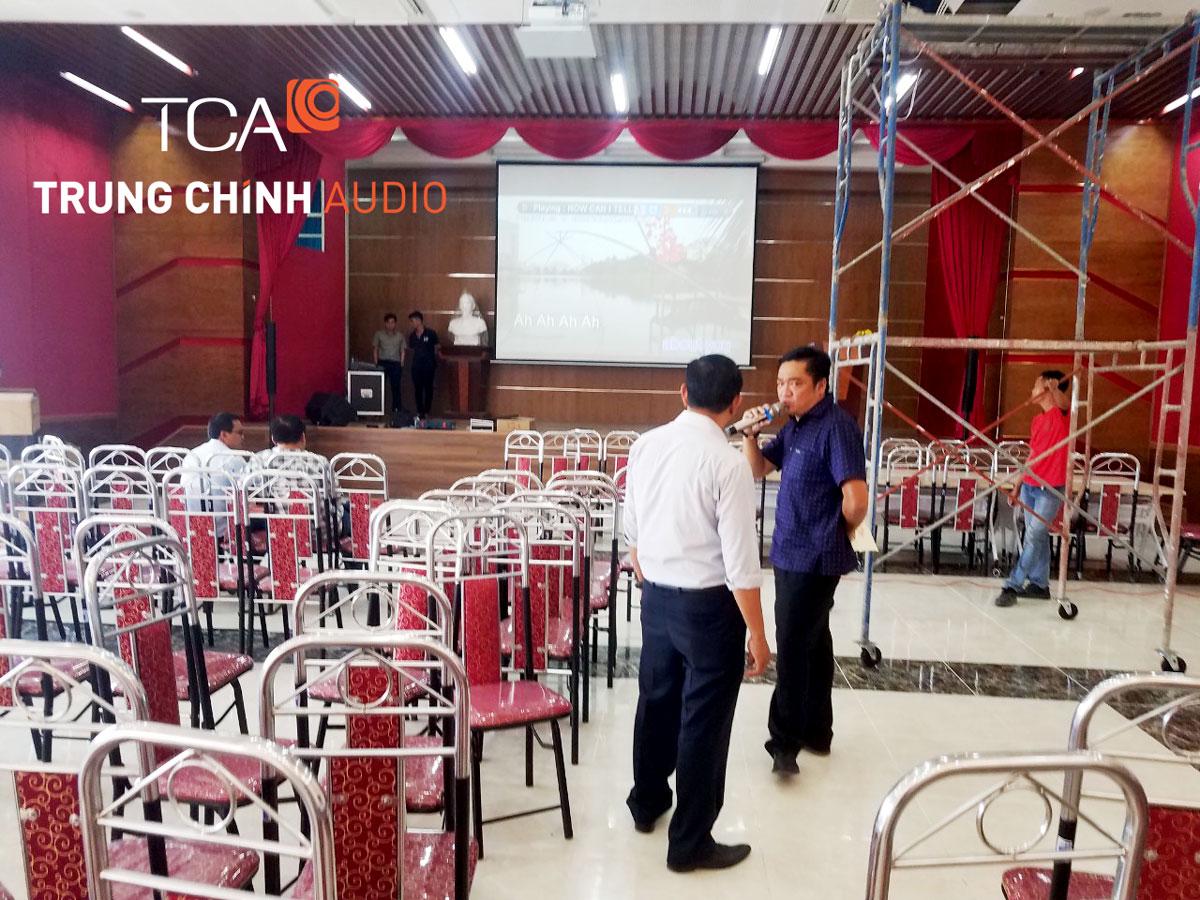 âm thanh ánh sáng sân khâu hội trường: Công Ty Cổ Phần Công Trình Giao Thông Sài Gòn