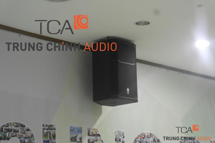 Hệ thống âm thanh hội trường tại nhà máy Samsung