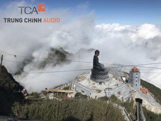 Thi công hệ thống âm thanh cho quần thể văn hóa tâm linh trên đỉnh Fansipan